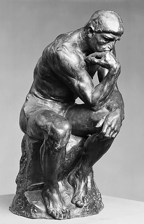 The Thinker_Rodin
