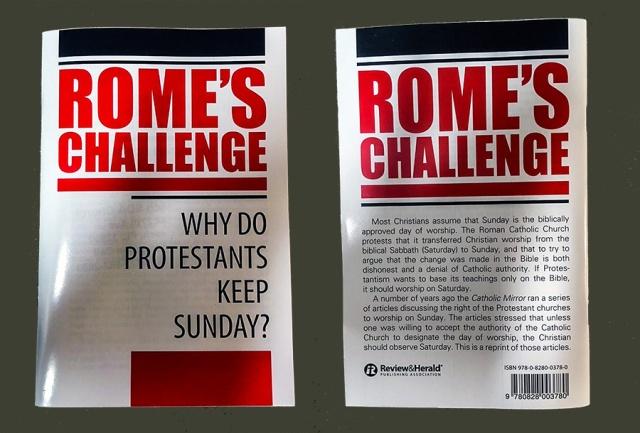 Romes Challenge