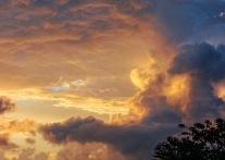 dramatic pga sunrise